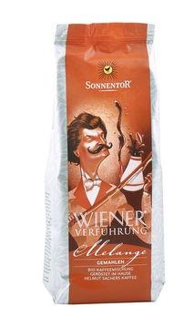 Sonnentor Wiener Verführung Melange Kaffee, gemahlen 500g