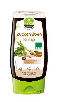 agava Zuckerrübensirup Spenderflasche 350g