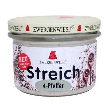 Zwergenwiese 4-Pfeffer-Streich 180g