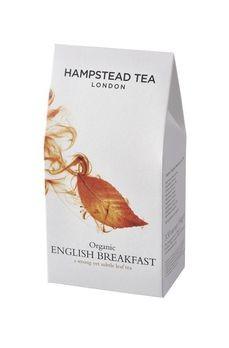 Hampstead Tea English Breakfast Tüte 100g