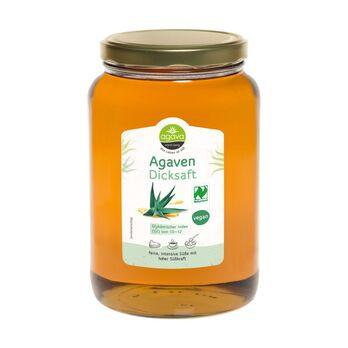 agava Agavendicksaft Glas 2kg