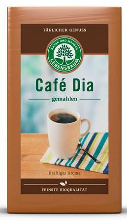 Lebensbaum Kaffee Café Dia, gemahlen 500g