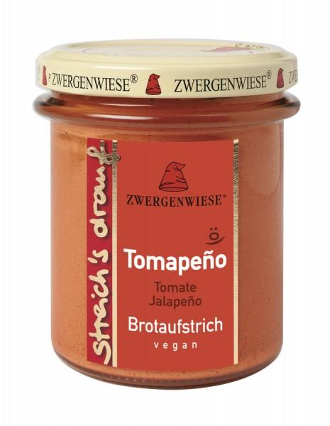 Zwergenwiese Streich´s drauf Tomapeno 160g