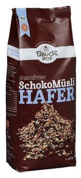 Bauckhof Bio Glutenfreies Hafermüsli Schoko 425g
