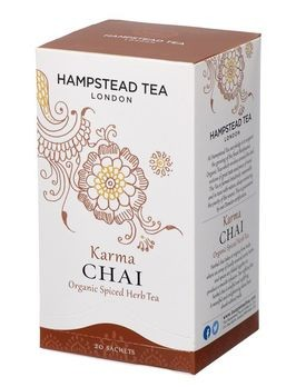 Hampstead Tea Karma Chai 20Btl