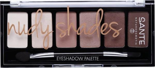 SANTE Eyeshadow Palette nudy shades 6g