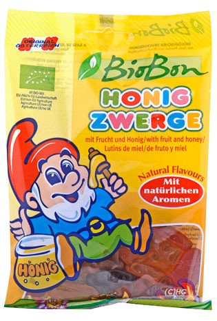 BioBon Honigzwerge 80g/A