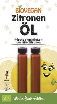 Biovegan Zitronen Öl 2x2ml