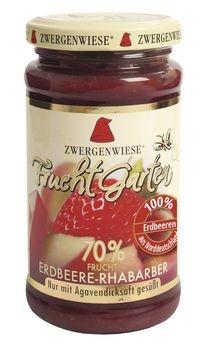 Zwergenwiese Erdbeere-Rhabarber FruchtGarten 225g