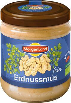 MorgenLand Erdnussmus fein 250g