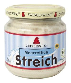 Zwergenwiese Meerettich-Streich 180g