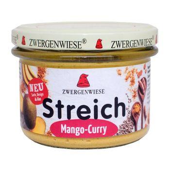 Zwergenwiese Streich Mango-Curry 180g
