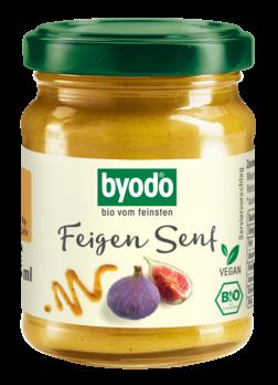 Byodo Feigen Senf 125ml