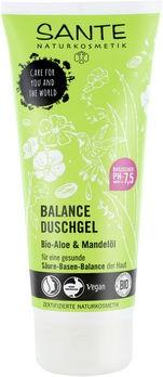 SANTE BALANCE Duschgel Bio-Aloe & Mandelöl 200ml