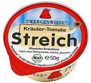 Zwergenwiese Kleiner Streich Kräuter-Tomate 50g