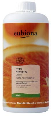 Eubiona Hydro-Haarspray Nachfüllflasche 500ml