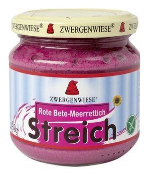 Zwergenwiese Rote-Bete-Meerrettich-Streich 180g