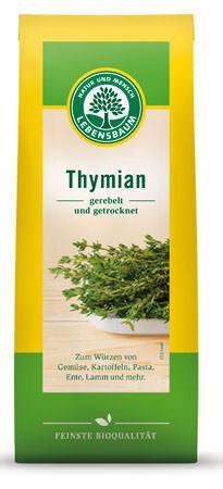 Lebensbaum Thymian, gerebelt 20g