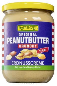 Rapunzel Peanut-Butter 500g