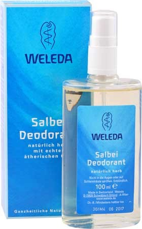 Weleda Salbei-Deo 100ml