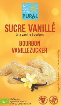 Pural Bourbon Vanillezucker (5x8g)