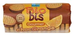 Pural Choc' Orange 85g