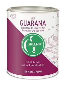 GREENIC Guarana Pulver 130g