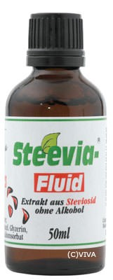 Steevia Stevia Fluid 50ml