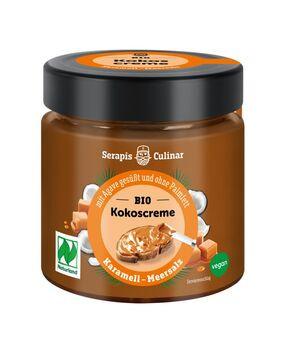 Serapis Culinar Kokos-Creme Karamell Meersalz 200g