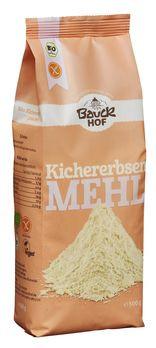 Bauckhof Kichererbsenmehl, glutenfrei 500g