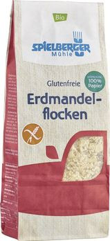 Spielberger Glutenfreie Erdmandelflocken 250g