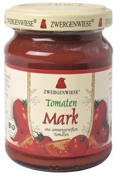 Zwergenwiese Tomatenmark 22% 130g