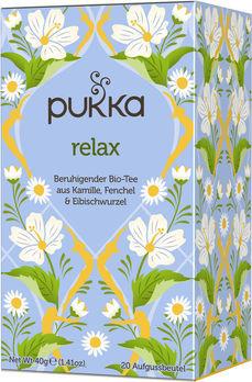 Pukka Relax Tee 20Btl