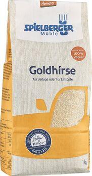 Spielberger Goldhirse demeter 1kg/nl