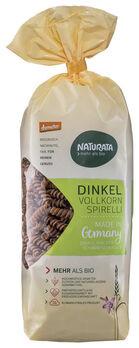Naturata Dinkel Spirelli, Vollkorn, demeter 500g