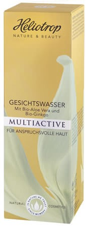 Heliotrop MULTIACTIVE Gesichtswasser 125ml