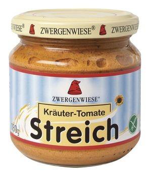 Zwergenwiese Kräuter-Tomate-Streich 180g