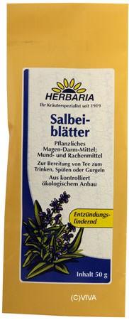 Herbaria Salbeiblätter 50g