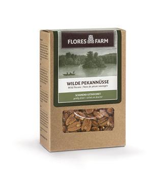 Flores Farm Pekannüsse Premium 75g