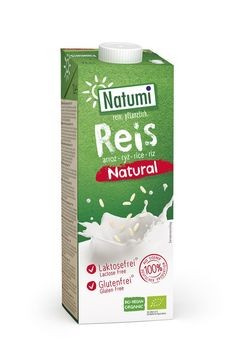 Natumi Reisdrink natural 1l