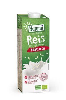 Natumi Reisdrink natural 1l