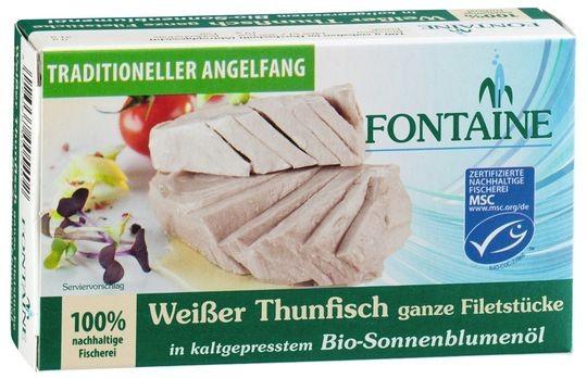 Fontaine weisser Thunfisch 120g