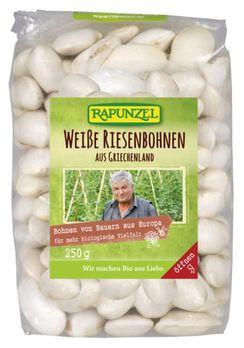 Rapunzel Weiße Riesenbohnen aus Griechenland 250g