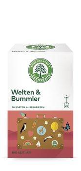 Lebensbaum Welten & Bummler Tee 20 Btl