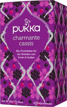 Pukka Charmante Cassis Tee 20 Beutel