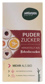 Naturata Puderzucker aus Rohrohrzucker 200g