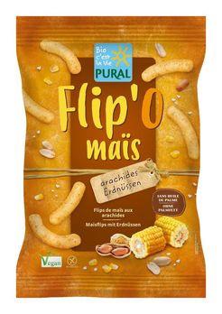 Pural Flip'O mais Erdnuss 100g