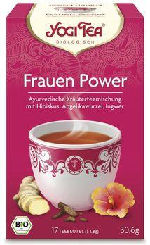 Yogi Tea Frauen Power 17Btl