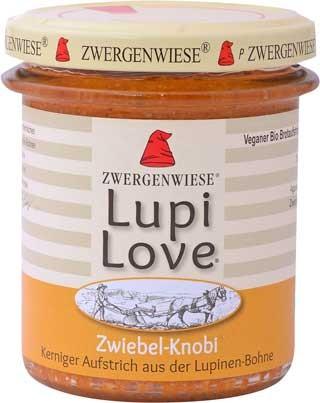 Zwergenwiese Lupi Love Zwiebel-Knobi 165g