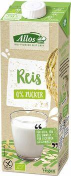 Allos Drink Reis 0% Zucker 1l